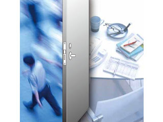 防音ドア(レバーハンドルタイプ)TSレバータイト