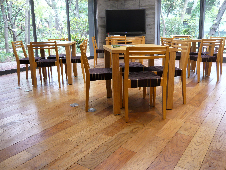 シッケンズ木材保護塗料【屋内用】水性フロアー