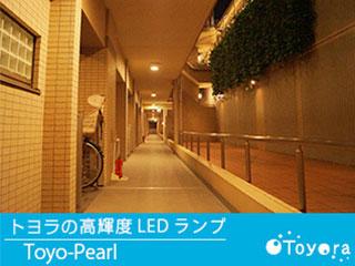 LEDシャンデリア球/ レフランプ/ ビーム球 <br> 【Toyo-Pearl】