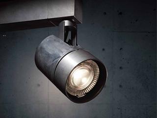 無駄を削ぎ落としたデザイン。<br> LEDスポットライト『TUTU』新登場