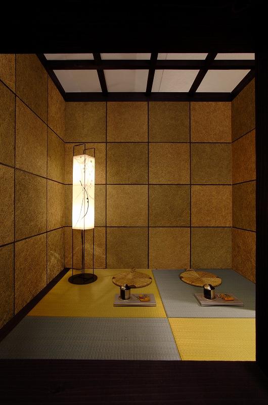 どうらく庵 - レブユニット移動式茶室空間 -