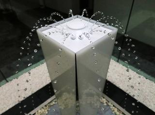 空間水演出【ウォーターパール・噴水装置】
