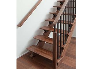 シースルー階段