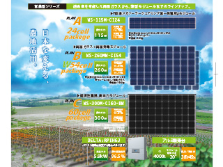 Maxar Solar Sharing Package