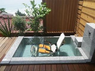 温泉施設介護浴槽【ハートフル プルミエ】