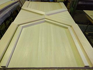 天然木化粧貼り合板