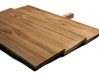 吉野杉鎧張り壁板材