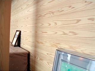 吉野杉・桧 ピーリング羽目板 内装壁材