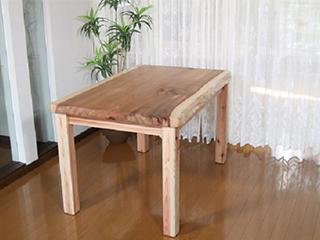吉野杉 無垢ダイニングテーブル