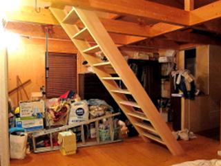 吉野杉 階段材